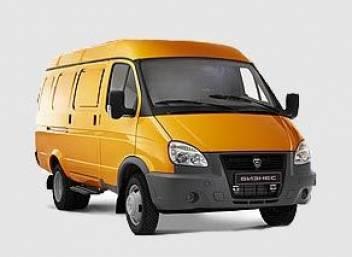 Купить ГАЗель фургон цельнометаллический грузовой на 3 места: ГАЗ-2705